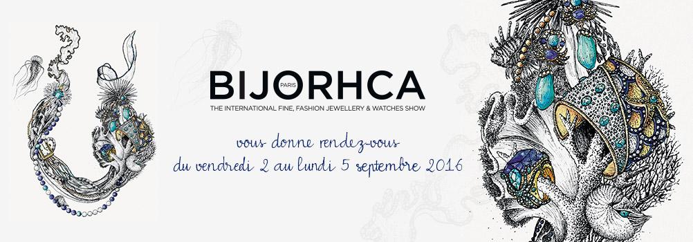 Septembre 2016 – BIJOHRCA – PARIS Porte de Versailles