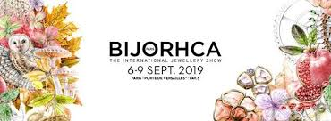 Salon BIJORHCA du 6 au 9 sept 2019